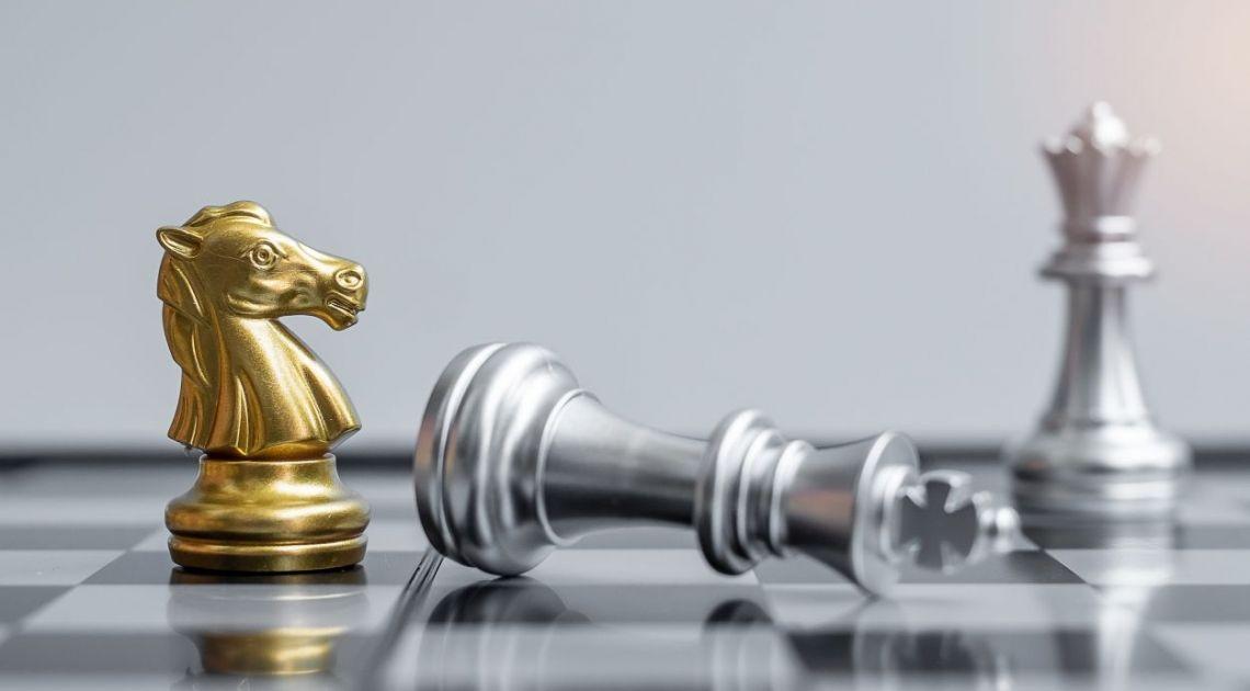 Traderzy JPMorgan przez niemal dekadę robili w konia rynek złota