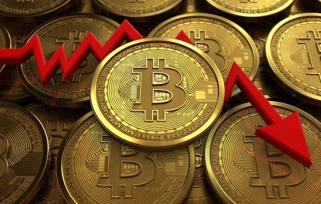 Ceny kryptowalut (w tym Bitcoin i Ethereum) szorują po dnie od dłuższego czasu. Spadki sięgają nawet 20% w 24h!