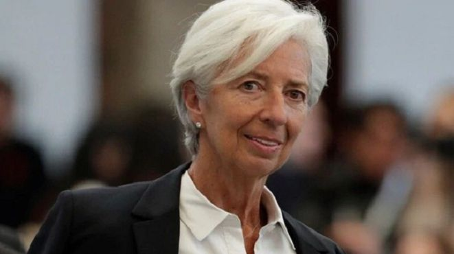 Christine Lagarde EBC