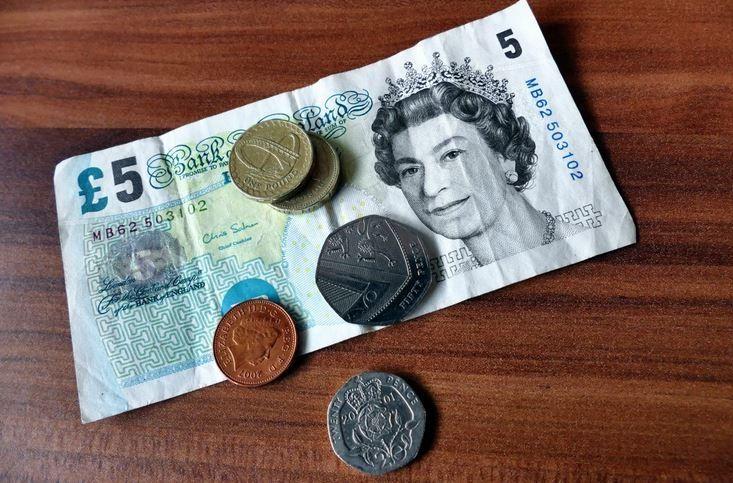 Chwilowe osłabienie funta. Kurs funta do dolara GBPUSD powrócił do wzrostów
