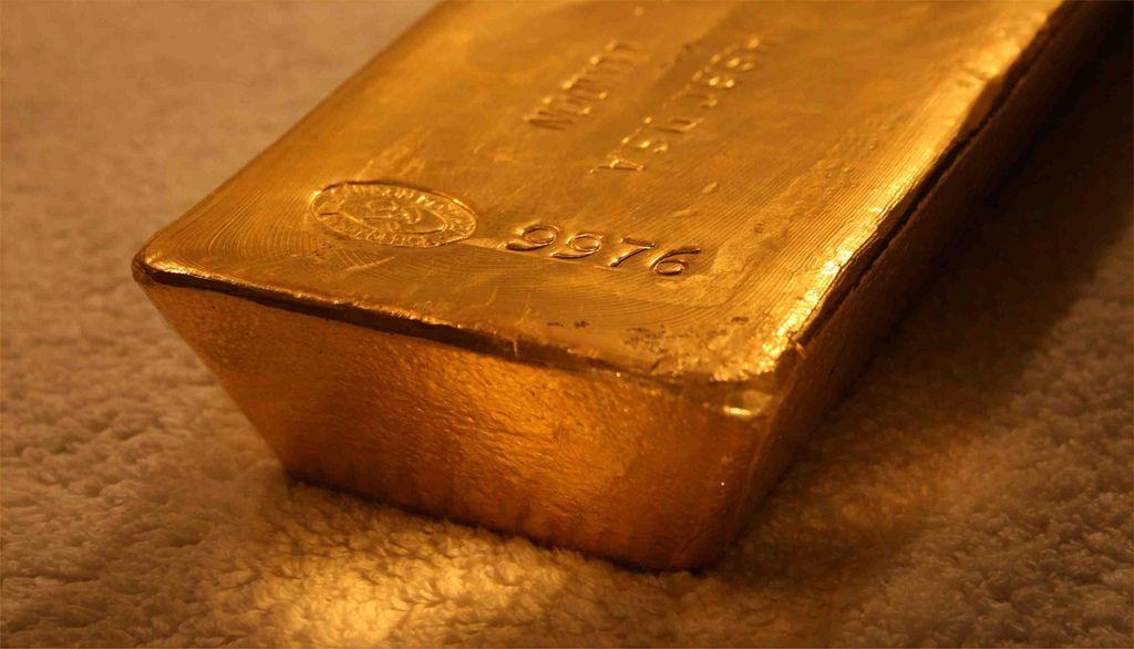 """Czy jakiś """"grubas"""" już skupuje złoto?"""