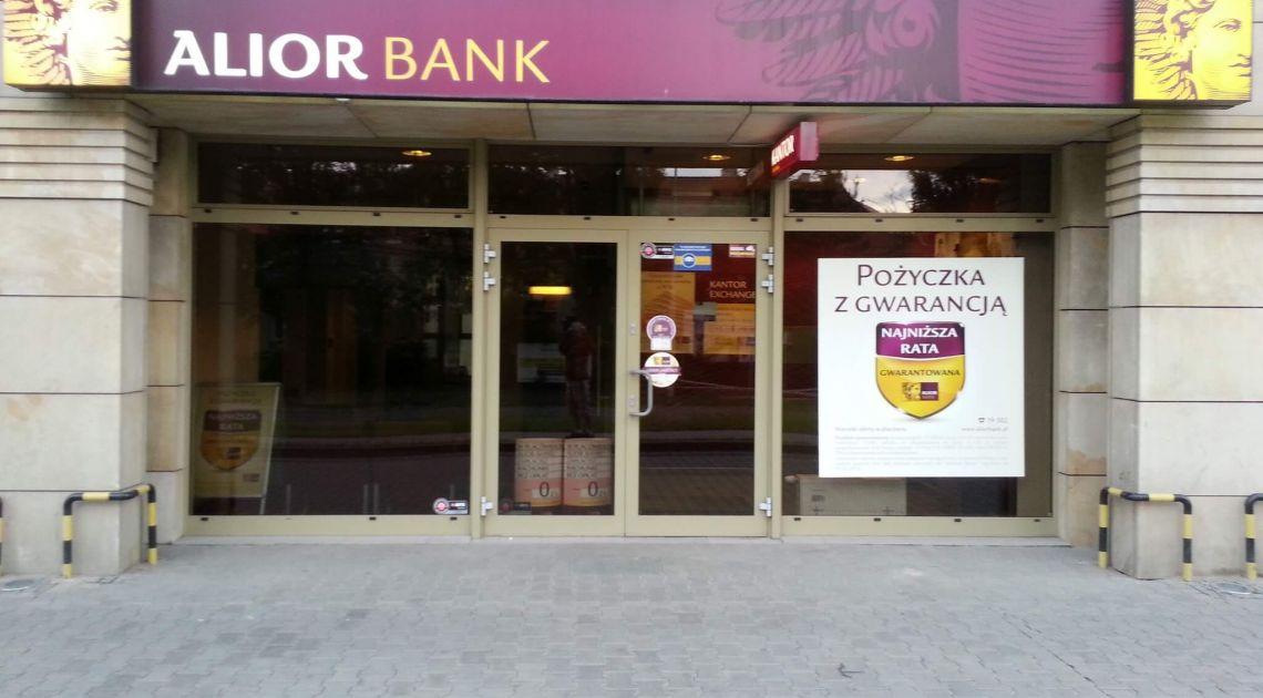 Alior Bank - kurs akcji
