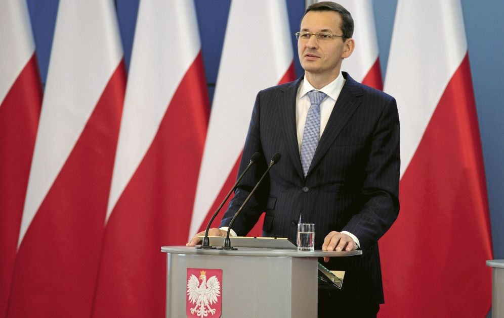 Czy Premier Morawiecki przejmie nadzór nad GPW?