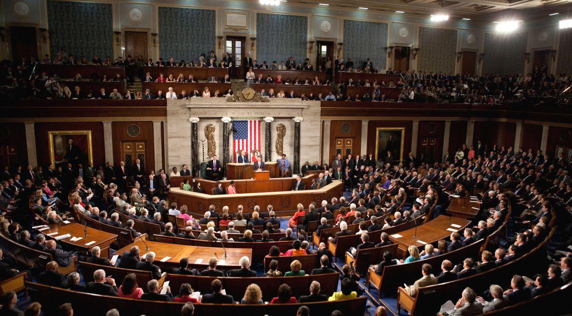 zawieszenie rządu USA