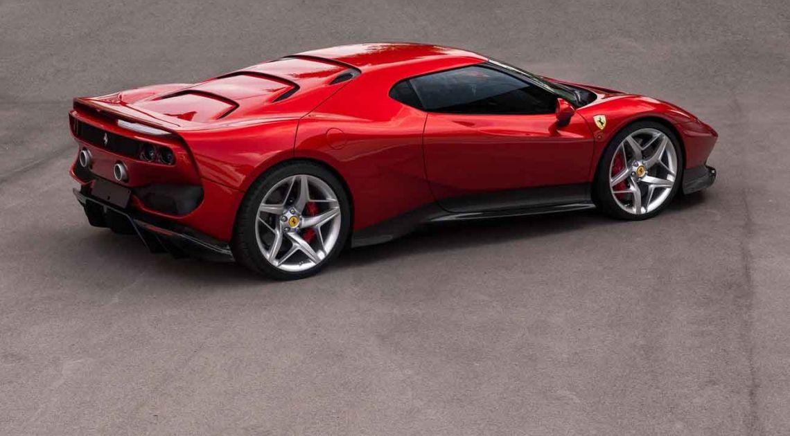 Dałeś się naciągnąć na debiut Ferrari? ferrari cfd marka luksusowa