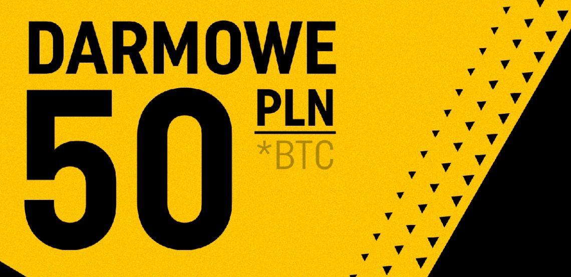 Darmowe 50 PLN od CoinDeal Derivatives do handlu na dźwigni do 50x!