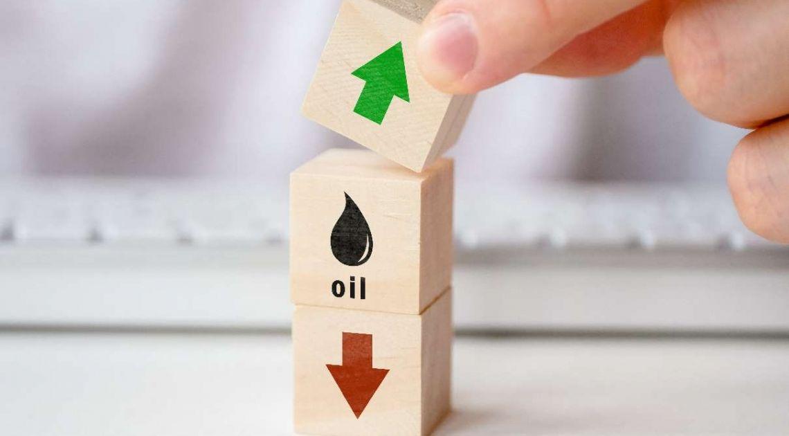 Dlaczego cena ropy znajduje się na tak wysokich poziomach? [ropa typu WTI oraz BRENT]