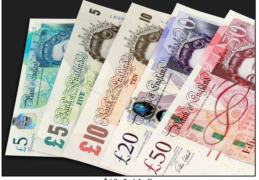 Dlaczego funt brytyjski traci na wartości
