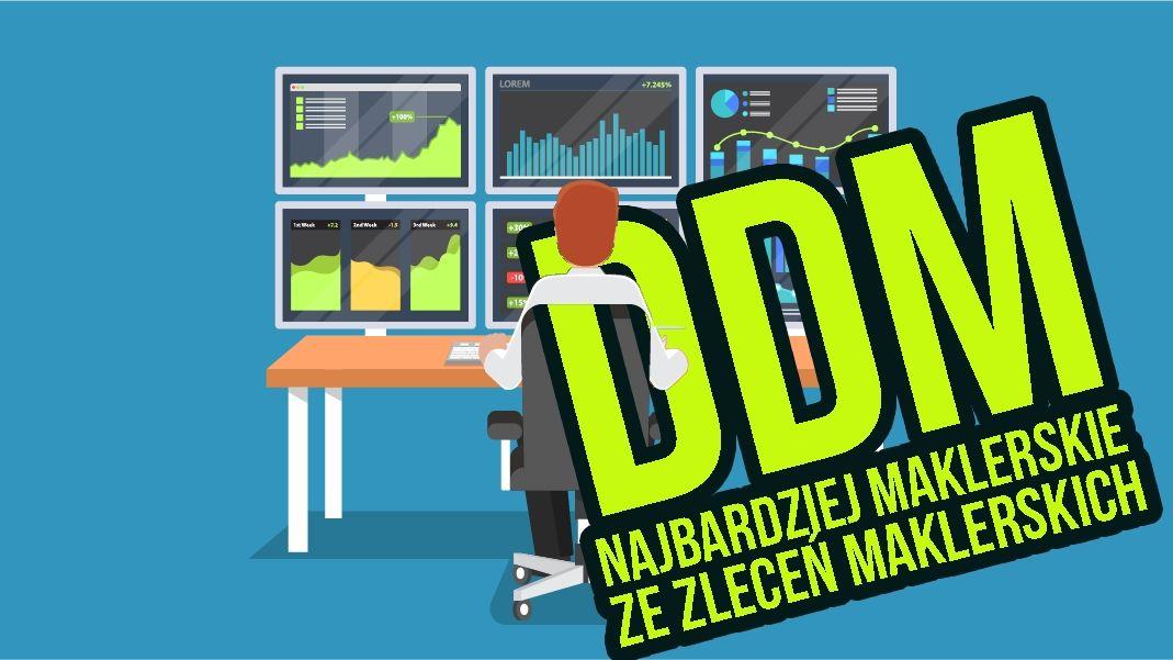 Do Dyspozycji Maklera - czym jest zlecenie DDM i kiedy z niego korzystać?