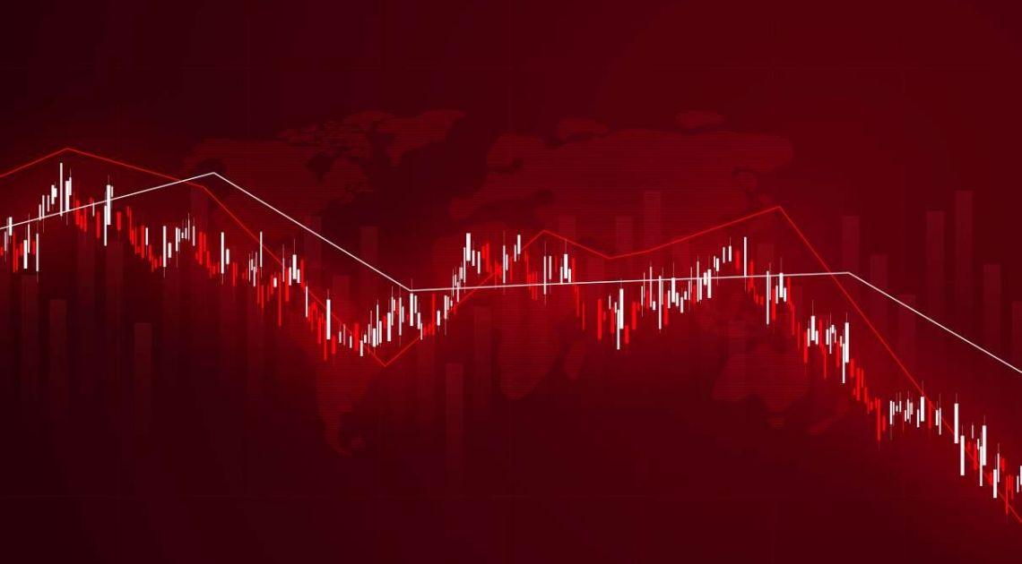 Kursy walut. Dolar amerykański (USD) powraca do spadków! Dlaczego kurs dolara mocno nurkuje w stosunku do innych walut G-10?
