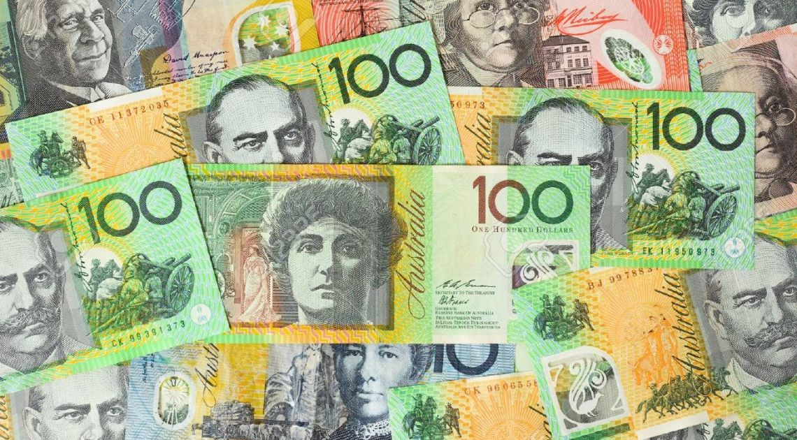 Dolar australijski AUD - historia powstania