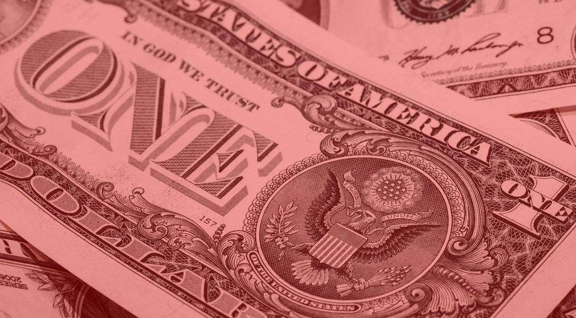 Dolar kontynuował spadki, gorzej zachowywał się tylko jen japoński i lira turecka w kończącym się tygodniu!