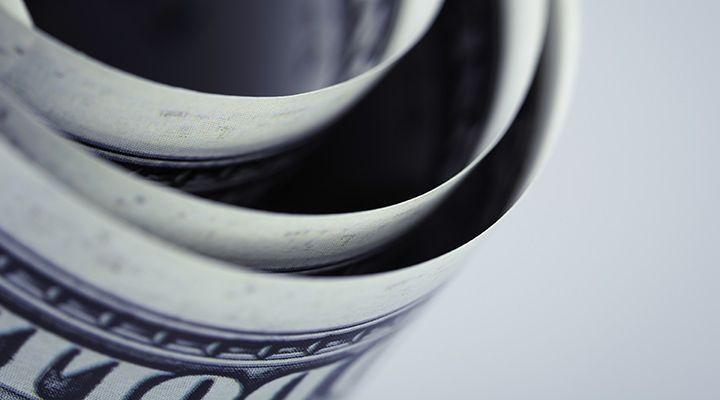 pieniądze dolar waluta