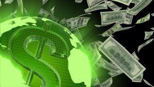 Dolar USD nadal pnie się w górę. Euro, frank i funt na rynku Forex w środę wieczorem