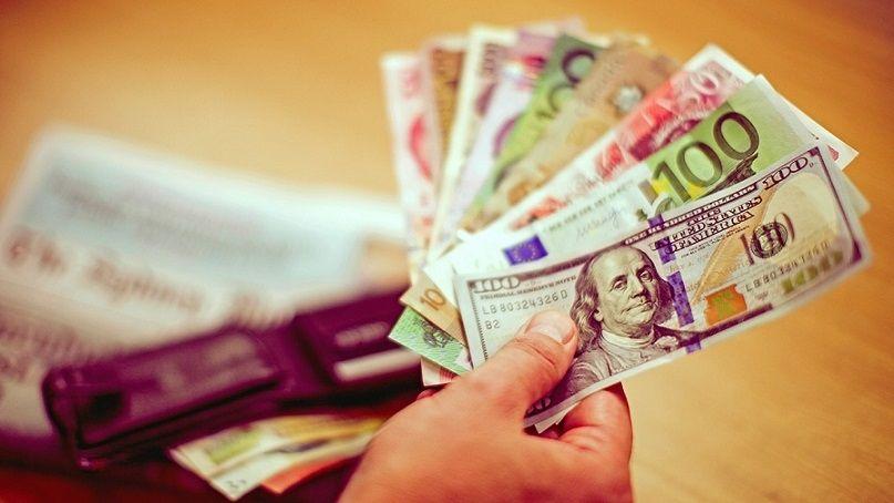 kurs dolara kurs euro kurs franka kurs funta