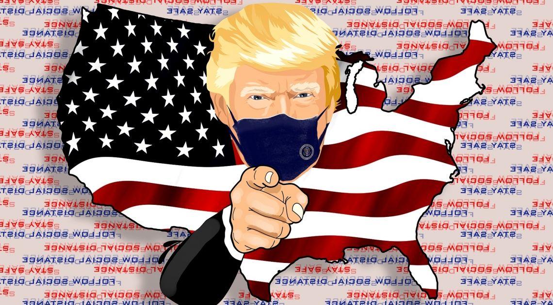 Donald Trump doprowadził do załamania notowań giełdowych na S&P 500, Nasdaq Composite oraz Dow Jones