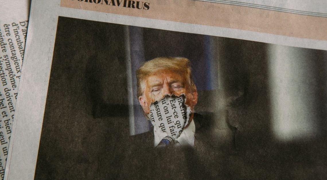 Donald Trump oskarża Chiny o opóźnioną reakcje na wybuch epidemii koronawirusa