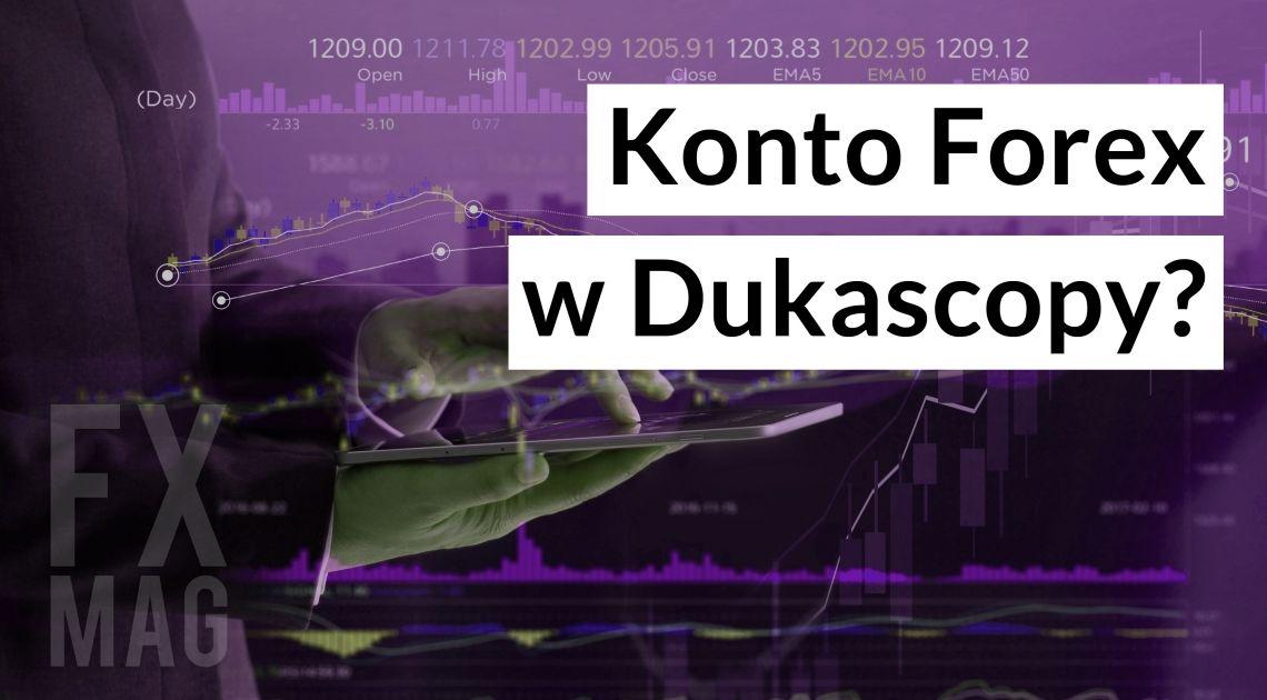 Dukascopy - Opinie, komentarze na temat brokera forex. Czy warto?