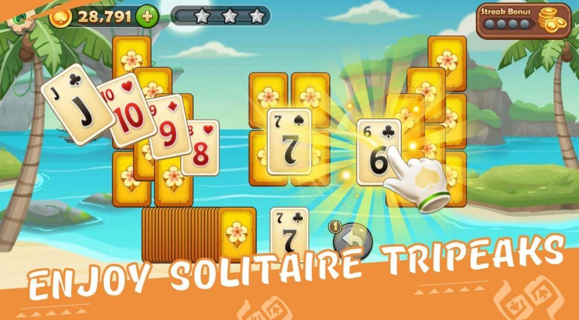E-sportowa wersja Solitaire TriPeaks Blitz! trafiła do soft launch-u