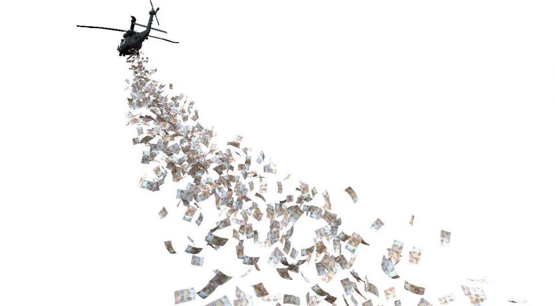 Euro ucierpi na dodruku pieniądza? Luzowanie polityki monetarnej EBC tuż - tuż