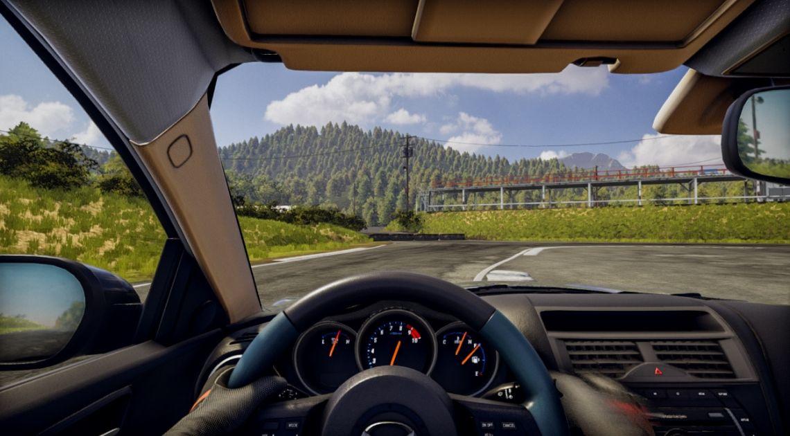 ECC Games pracuje nad ulepszoną wersją fizyki w grze DRIFT 21