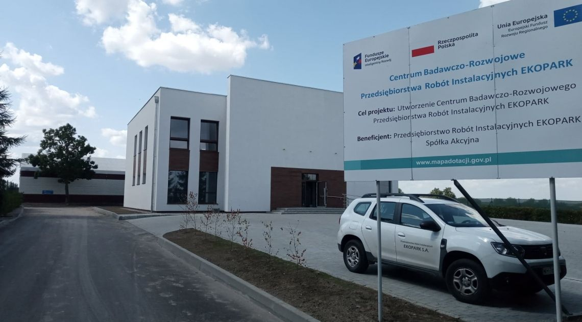EKOPARK przygotowuje się na intensywne II półrocze. Spółkabuduje centrum R&D, które skupi się na rozwoju OZE
