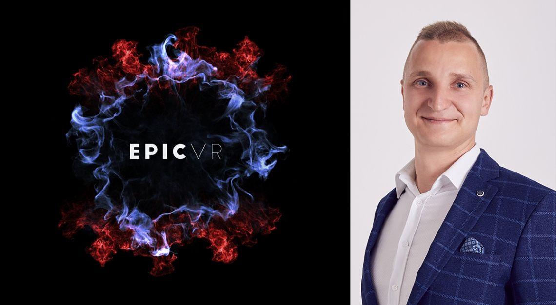 EPIC VR – doświadczony Software House VR/AR - pracuje nad pierwszymi grami VR!