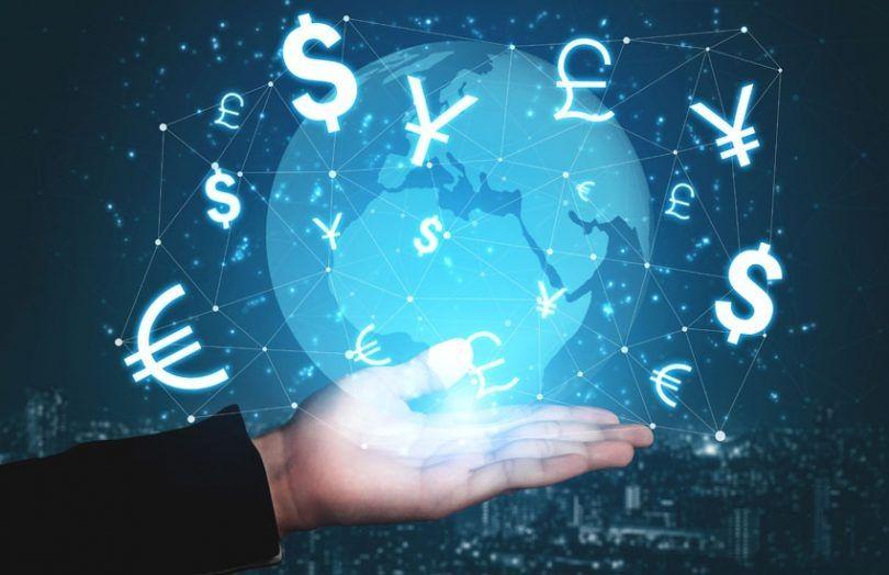 Euro, dolar, frank, funt i jen. Zmienność kursów na rynku Forex w poniedziałek 8 lutego