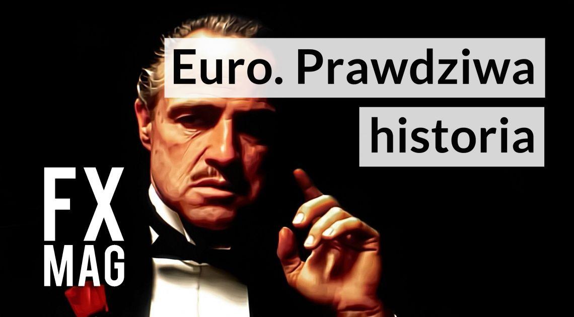 Euro i jego krótkie dzieje. Prawdziwa historia waluty europejskiej. Fakty, ciekawostki oraz historia euro