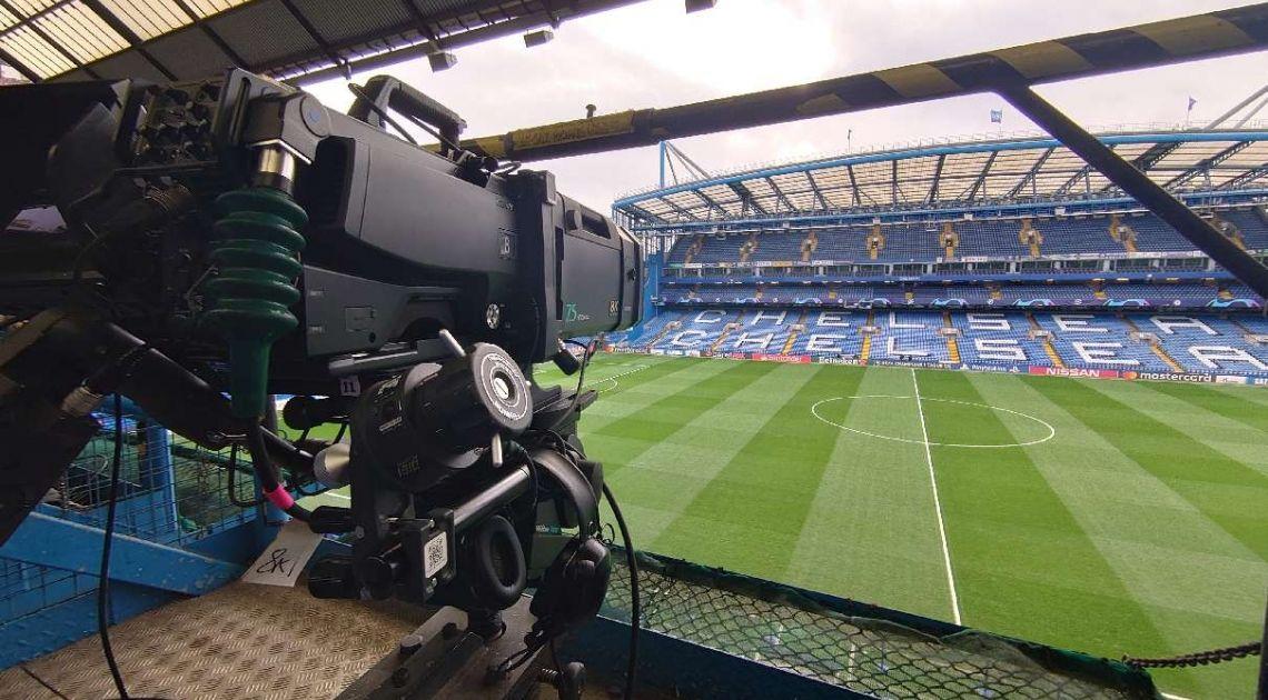 Euro Media Group iSony współpracują podczas transmisji na żywo imprez sportowych wjakości HDR