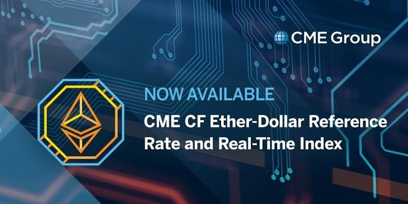 CME Ethereum ETH futures indeksy