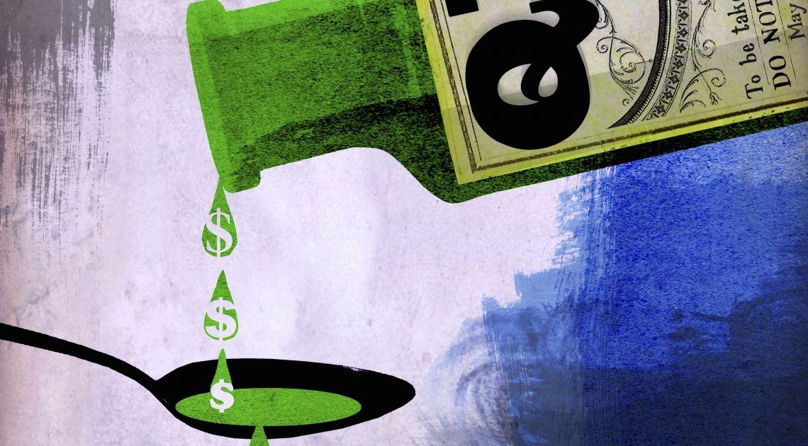 Gasić pożar banknotami. Luzowanie ilościowe (QE) - na czym polega i jaka jest jego funkcja?