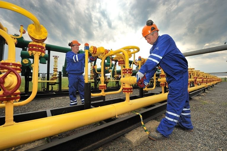 Gaz naturalny (NatGas) broni trendu - analiza wykresu