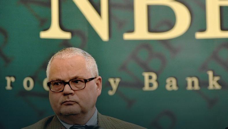 Glapiński - w przyszłym roku RPP będzie myśleć o podwyżce stóp procentowych