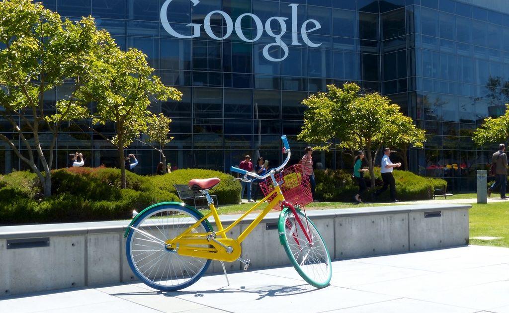 Google siedziba w Londynie