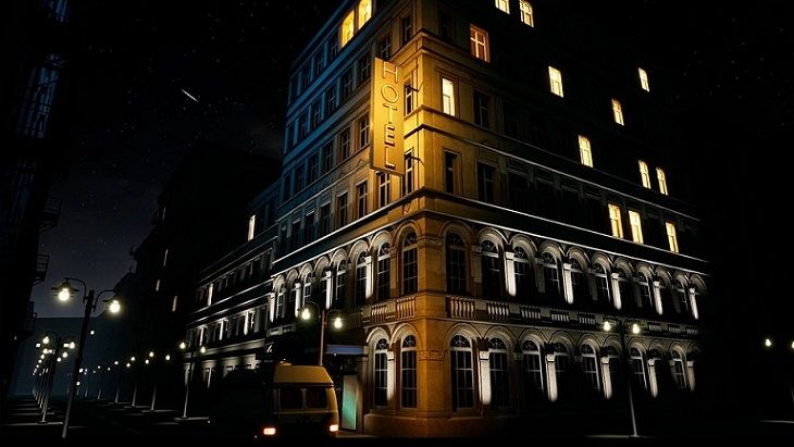 The Dust Hotel Renovator