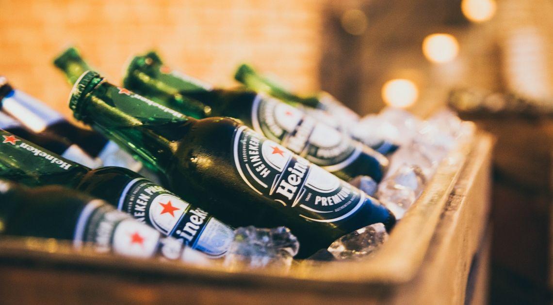 Heineken prezentuje wyniki finansowe za 1Q20. Koronawirus wpłynął na sprzedaż piwa