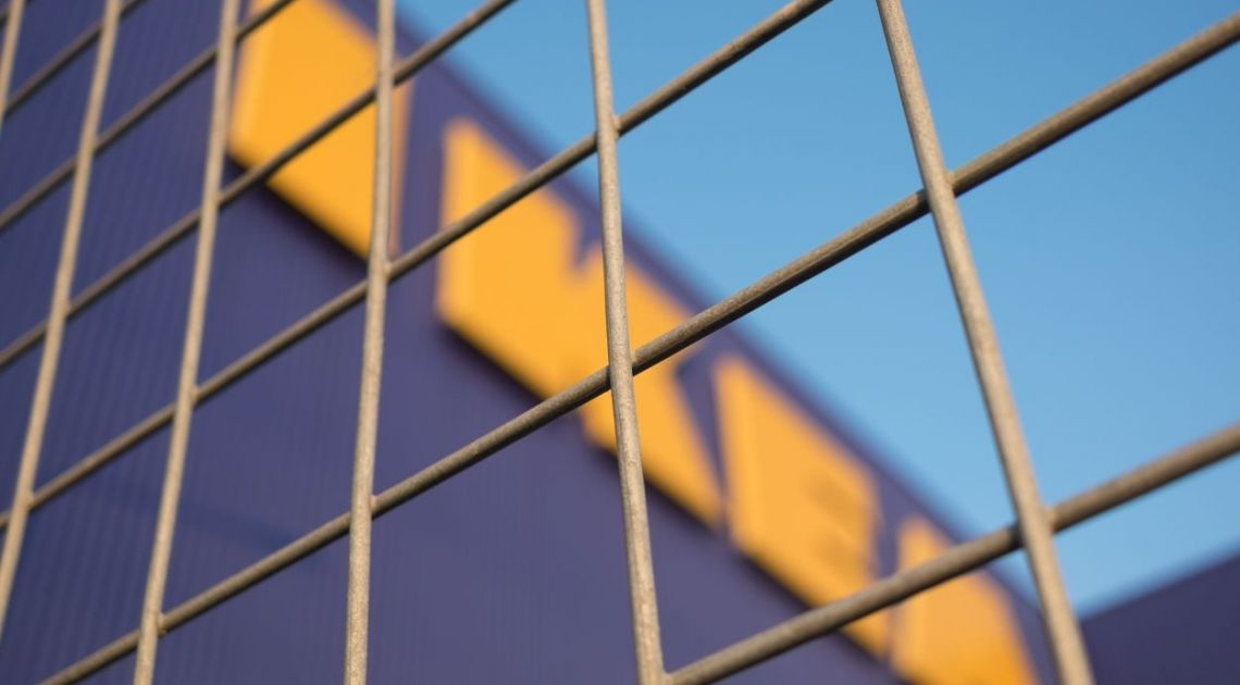 Ikea wzięła udział w transakcji za pośrednictwem publicznej sieci Ethereum (ETH)