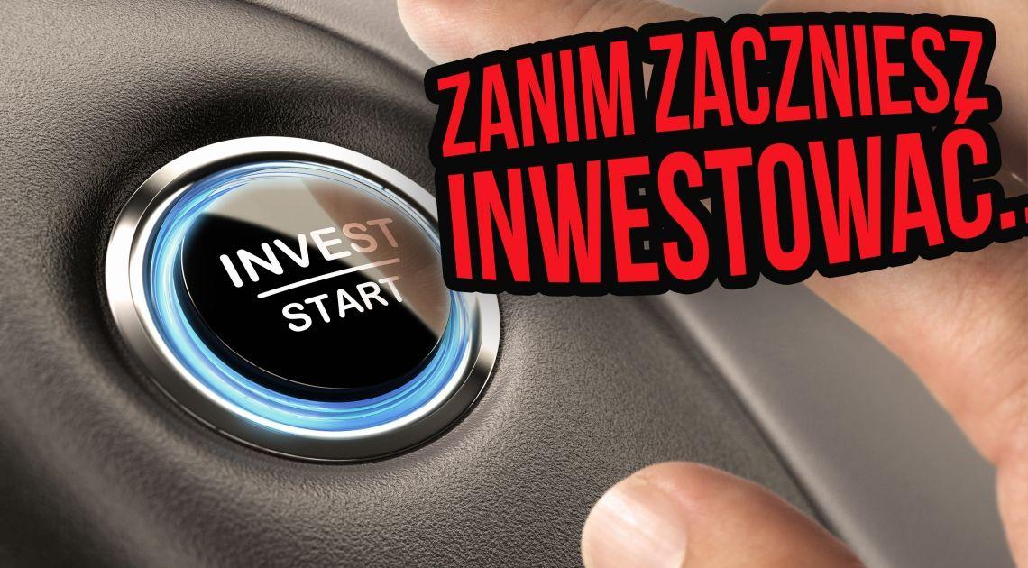 Inwestowanie na giełdzie. Jakich umiejętności i wiedzy potrzebuje? Jak zacząć?