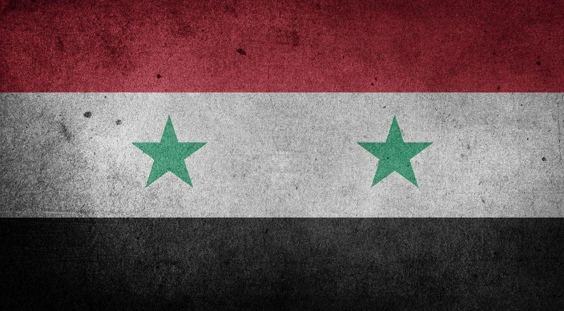 syria flaga