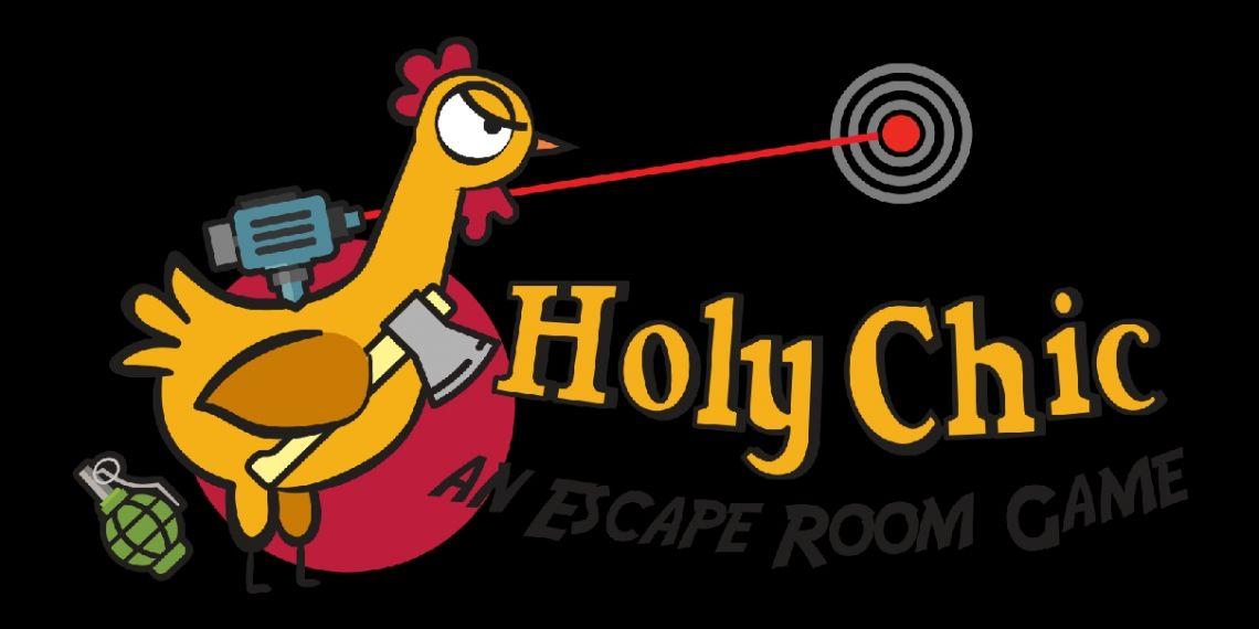 Iron VR zapowiada pierwszy autorski tytuł z portfolio produkcyjnego – Holy Chick! an Escape Room Game