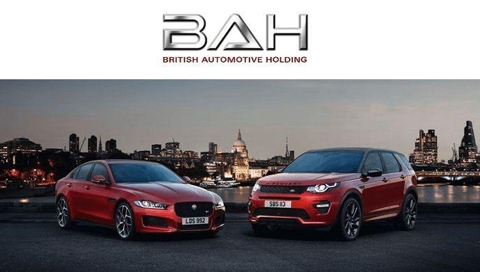 Jaguar Land Rover jednak nie pogrąży polskiej spółki? British Automotive Holding zawieszone na GPW