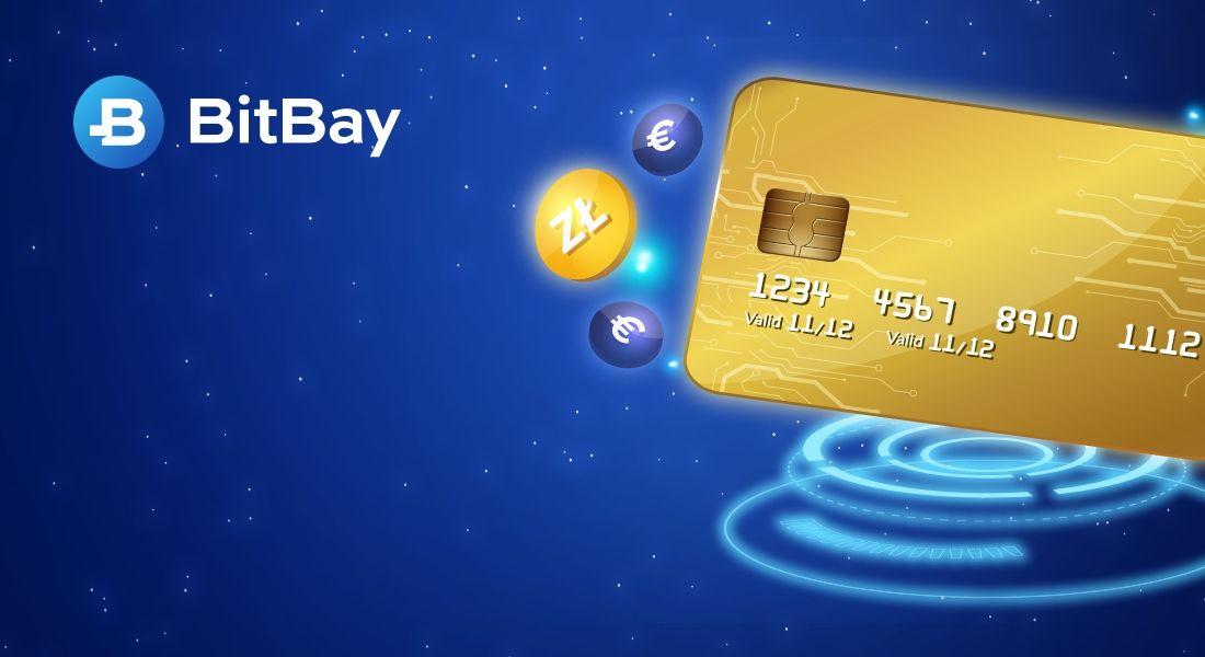 Wpłaty kartami Mastercard dostępne na giełdzie BitBay. Możesz zasilić konto w PLN lub EUR