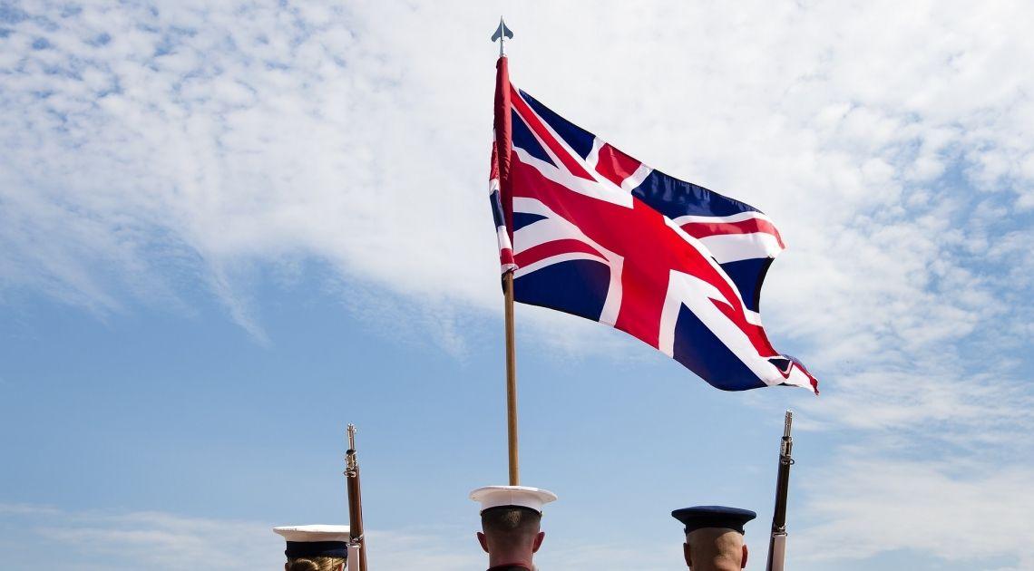 Jak reaguje kurs funta (GBP/USD) na dane dotyczące sprzedaży detalicznej w Wielkiej Brytanii?