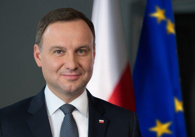 Prezydent Andrzej Duda przedstawił projekty dotyczące Sądu Najwyższego i Krajowej Rady Sądownictwa