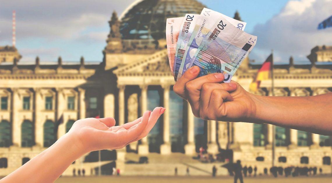 Jak zachowuje się kurs EUR/USD po danych dotyczących indeksu ZEW w Niemczech i całej Strefie Euro?
