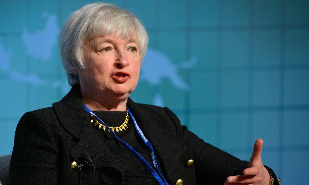 Janet Yellen - pierwsza kobieta na czele FED