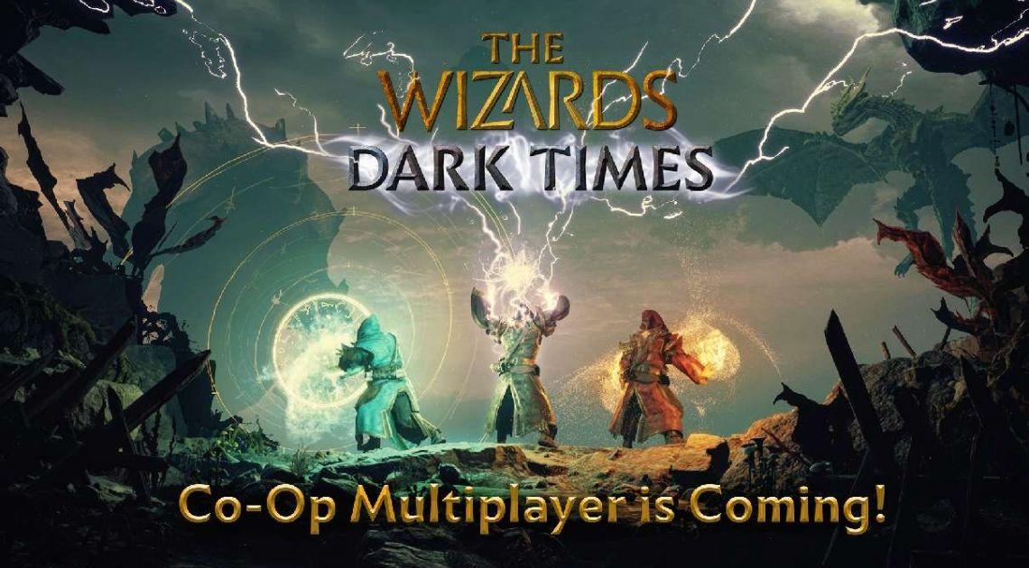 Jeszcze w tym roku The Wizards - Dark Times dostępny w wersji Co-Op Multiplayer!