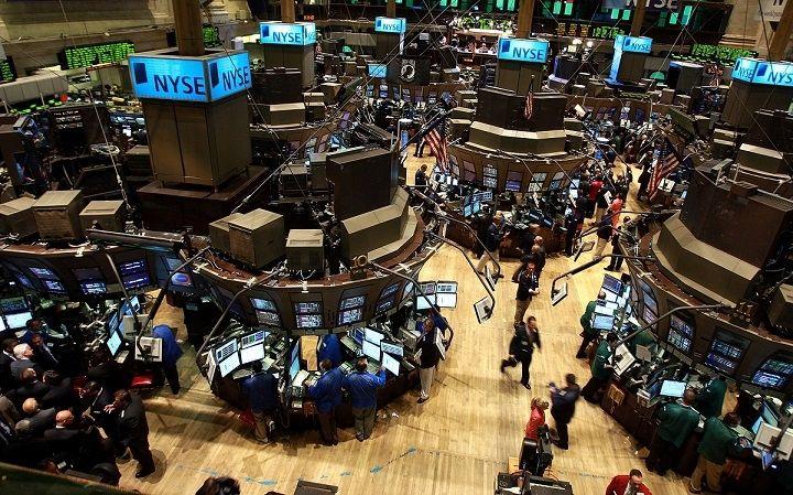 JP Morgan Goldman Sachs BlackRock Alcoa Wall Street