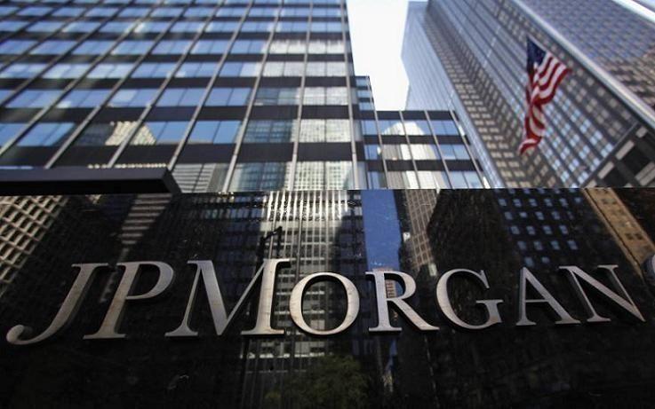 J.P. Morgan Wells Fargo bank